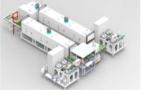 Fully-Automated Potting and Encapsulation Lines
