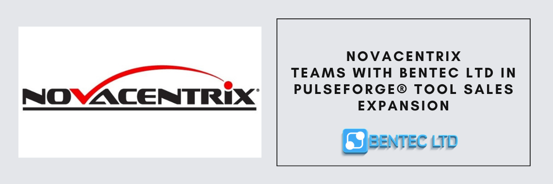 NovaCentrix Teams with Bentec LTD in PulseForge® Tool Sales Expansion